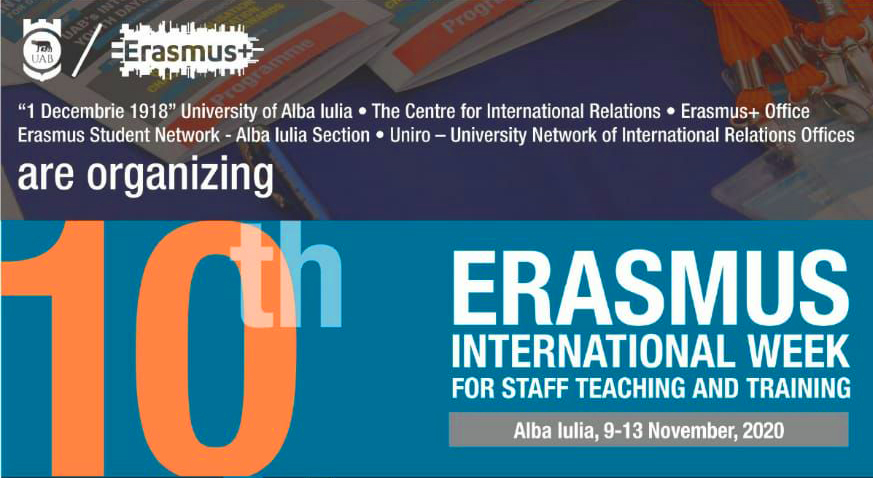 Staff and students of the University of Technology took part in the annual Erasmus+ International Week