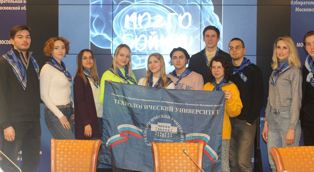 Team of the Student Scientific Society advanced to the final of the Award «Student of the Year»