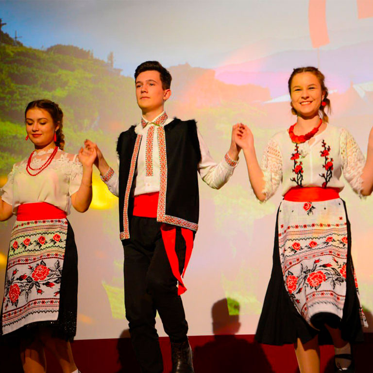 Annual Festival of National Cultures