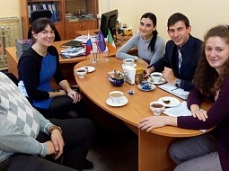 Visit of the Irish Institute Representative to the University of Technology